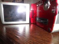 Видеокамера SONY+зарядное устройство