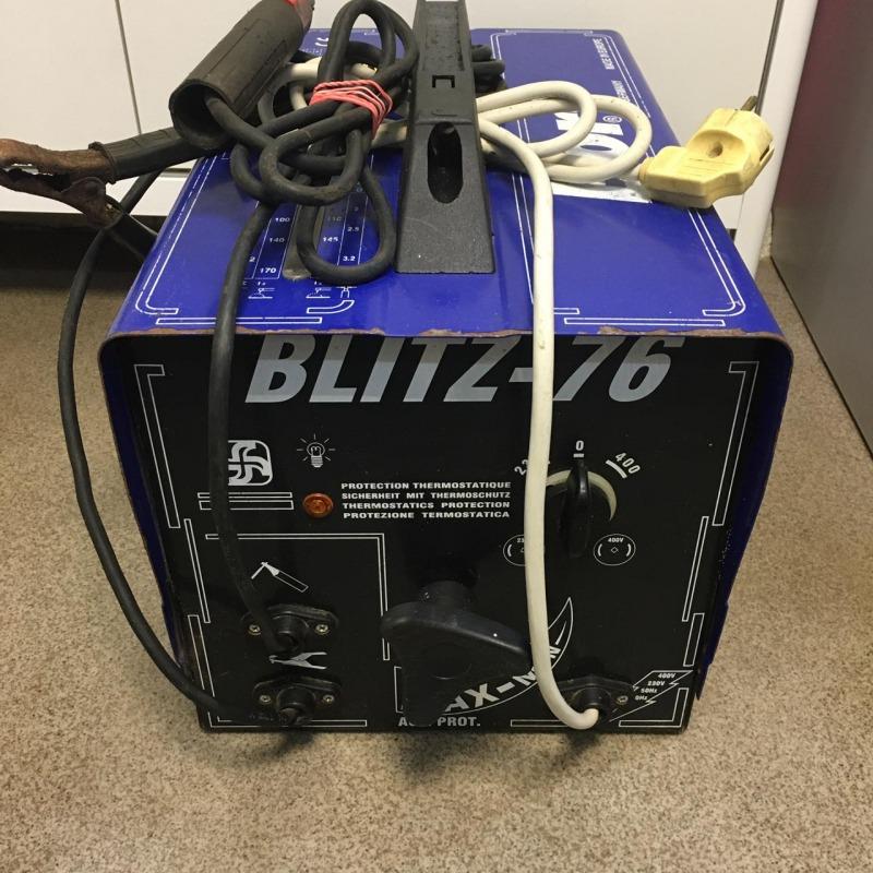 Сварочный аппарат Bort Blitz-76