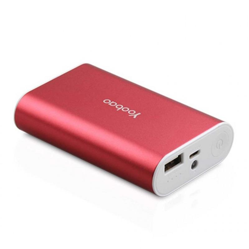 Портативное зарядное устройство Yoobao S3 6000 мАч