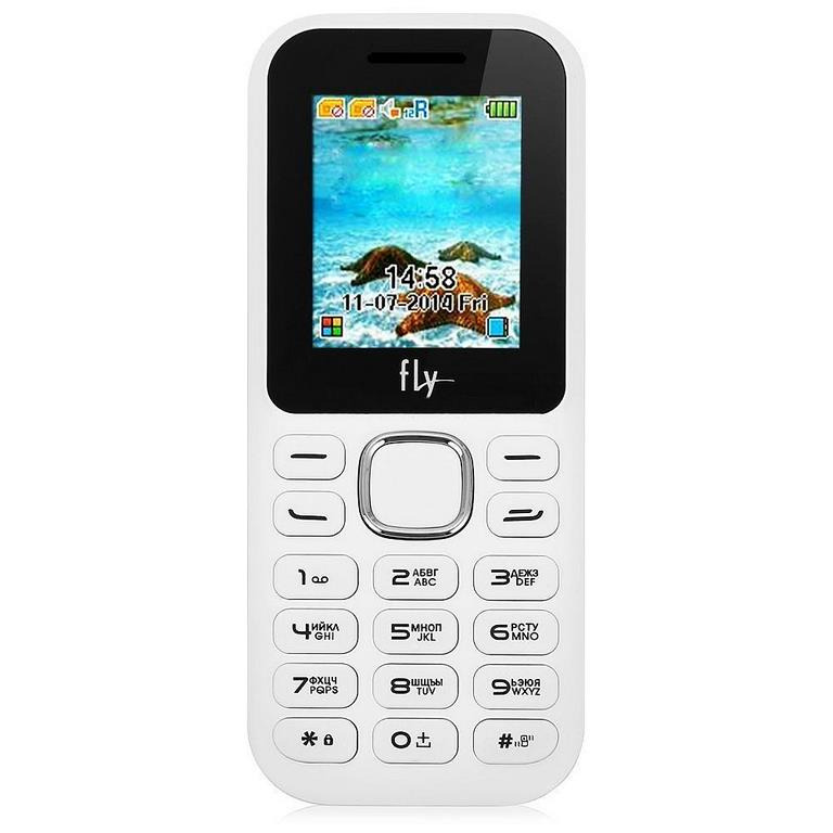 Телефон Fly DS107D