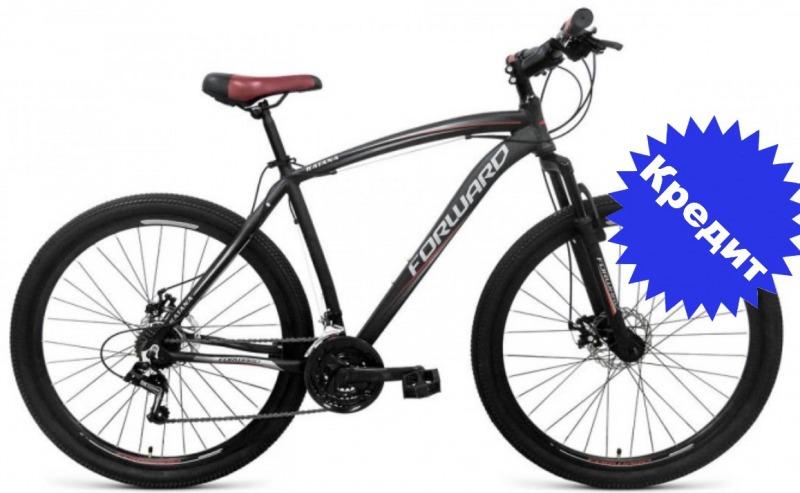 Велосипед FORWARD Katana 27.5 (2018)