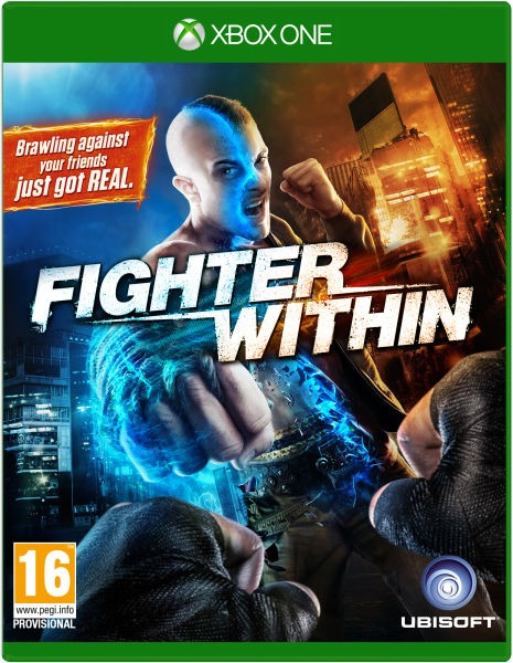 Диск Xbox One Fighter Within