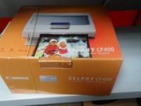 Фото принтер canon selphy cp400