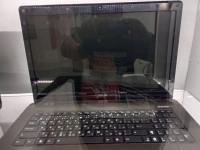 Ноутбук ASUS K72F, б/у,п/ц,з/у,не исправна батарея,черная кож. сумка