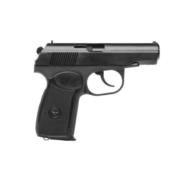 Пневматический пистолет MP-654K