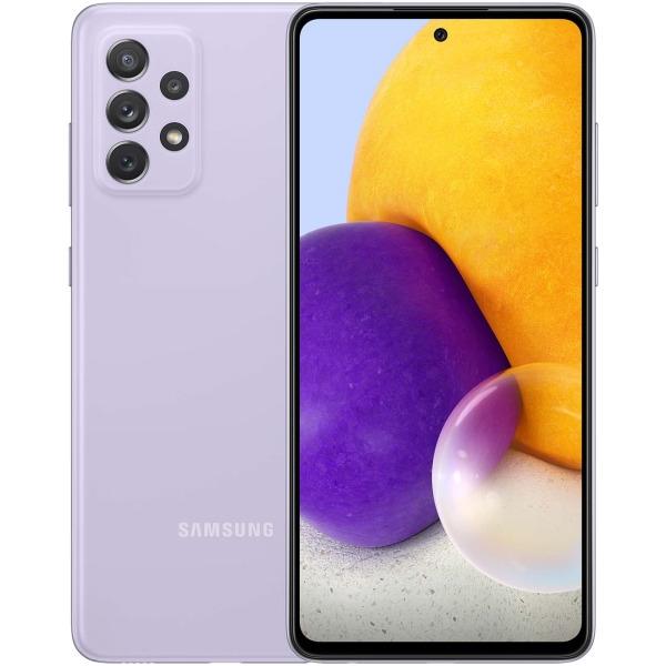 Смартфон Samsung Galaxy A72 6/128GB