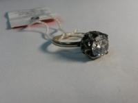 Кольцо Серебро 925 вес 2.39 г