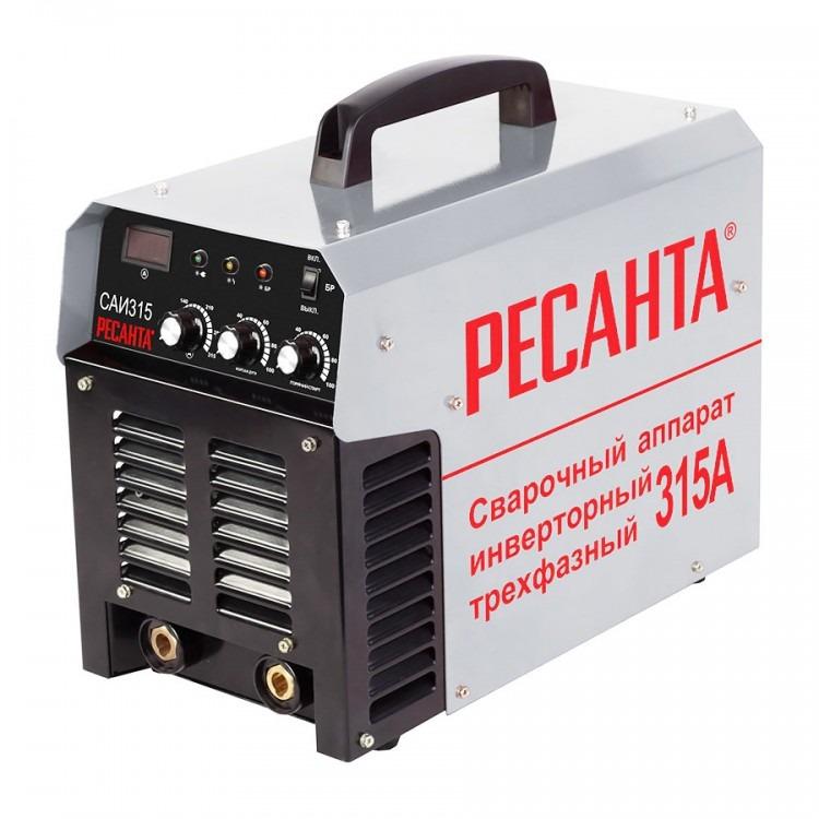 Сварочный аппарат Ресанта САИ-315А
