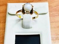 Кольцо   Золото 585 (14K) вес 2.06 г