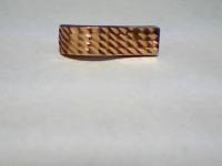 Одна серьга Золото 585 (14K) вес 0.91 г