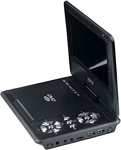 Портативный DVD плеер XPX EA-7088