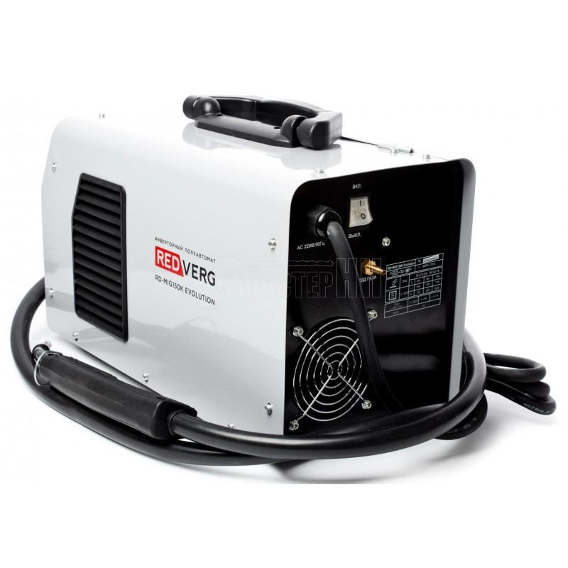 Сварочный аппарат RedVerg RD-MIG150K Evolution (MIG/MAG)