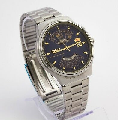 Часы Orient automatic 21 jewels 46d901-92ca