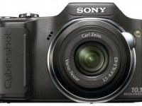 Фотоаппарат Sony DSC-H20 с з.у.