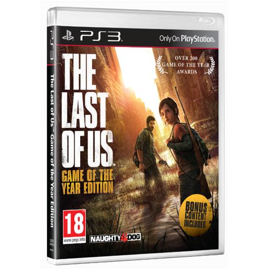 Диск для PS 3 Один из нас