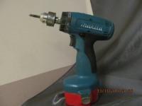 Шуруповерт Makita 6280d ,в рабочем состоянии, фонарик, аккумулятор, б/у, п/ц.