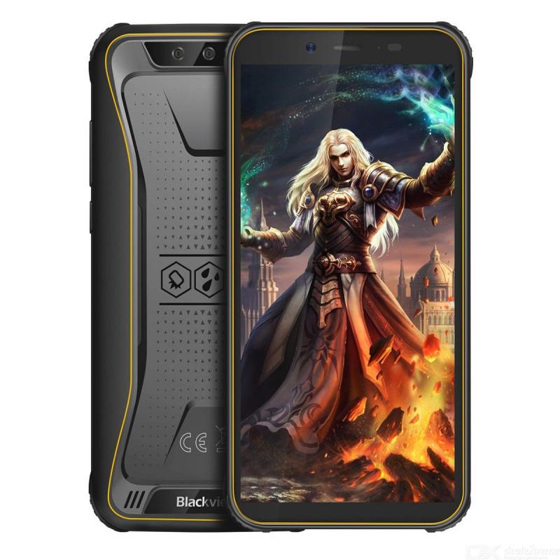 Смартфон Blackview BV5500 Plus