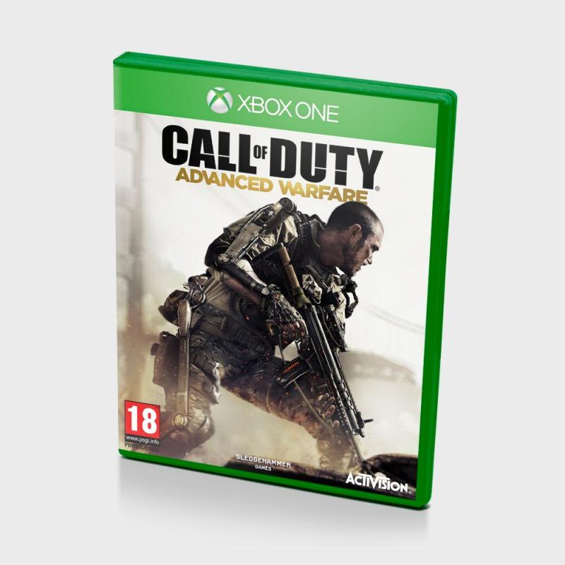 Диск Xbox One Call of Duty: Advanced Warfare