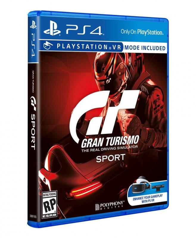 Диск для PS4 Dran Turismo
