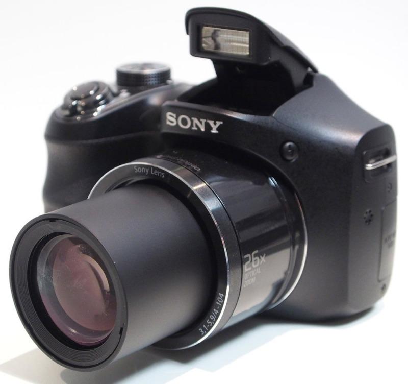 Ф/а Sony DSC-H200