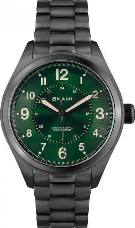 Часы Okami K428SBH01BS