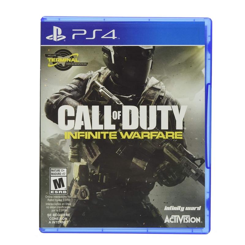 Диск для PS4 Call of Duty: Infinite Warfare