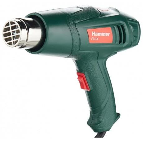 Строительный фен Hammer HG2000LE, 2000 Вт