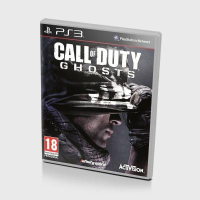 Диск для PS3 Call Of Duty Ghosts