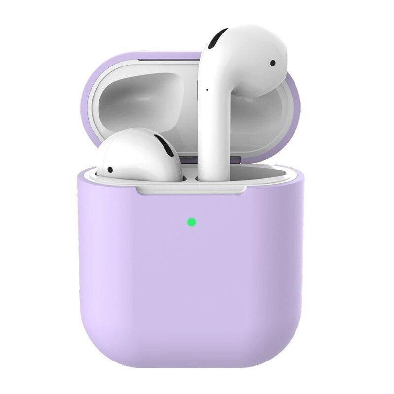 Беспроводные наушники Apple AirPods 2 с беспроводным зарядным футляром