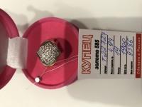 Кольцо с камнями  Золото 585 (14K) вес 4.94 г