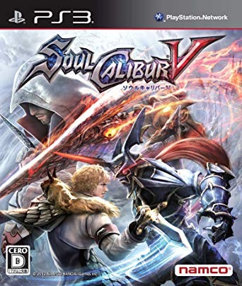 Диск PS3 Soulcalibur V