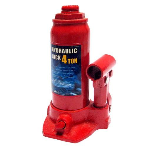 Домкрат бутылочный гидравлический MegaPower M-90403 (4 т)