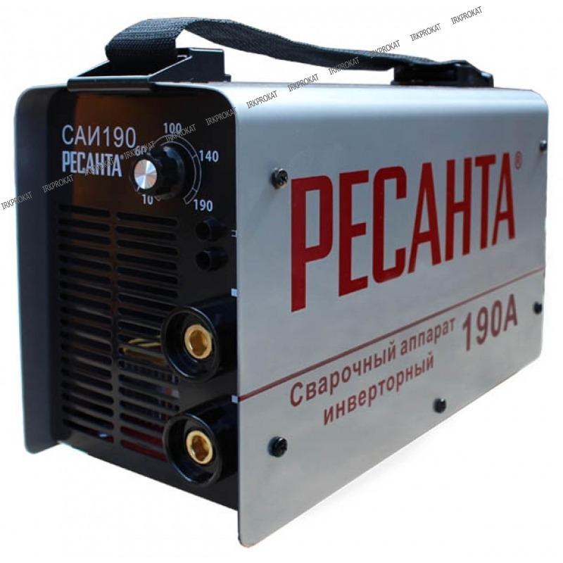 Сварочный аппарат РЕСАНТА САИ-190А