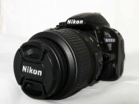 Фотоаппарат Nikon D3100, б/у, с з/у, в черной сумке, экран п/ц