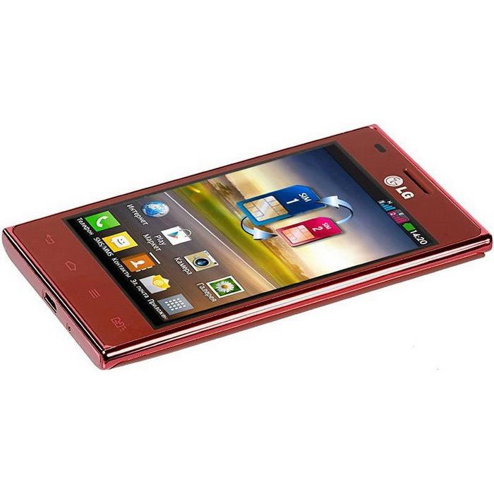 Смартфон LG E615