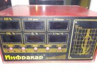 Автомобильный 4-х компонентный газоанализатор «Инфракар М-1.01»