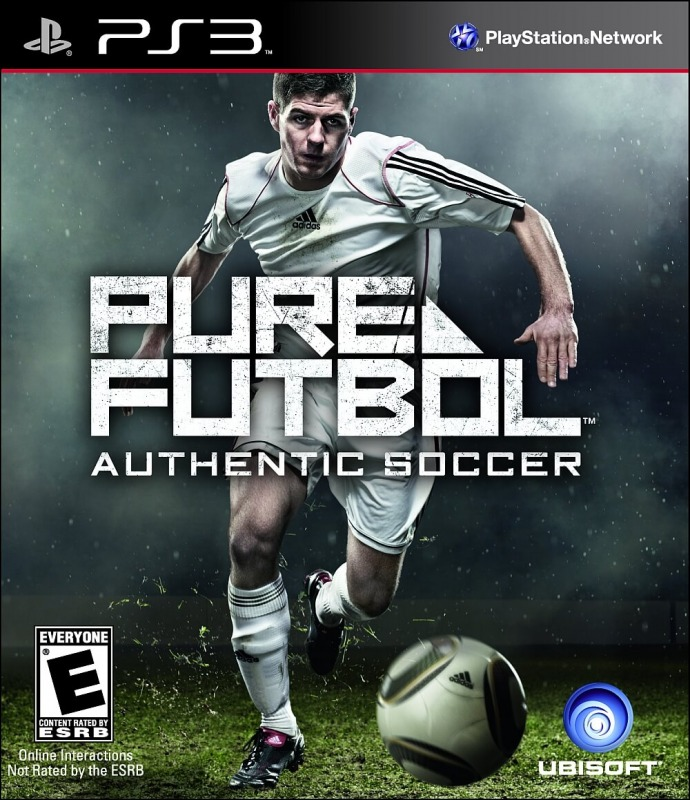 Диск PS3 Pure Football
