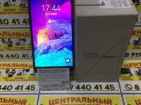Мобильный телефон Samsung GALAXY Note 4 Dual Sim SM-N9100