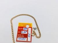 Браслет  Золото 585 (14K) вес 2.37 г