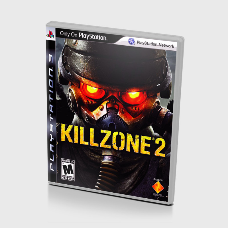 Диск для PS3 Killzone 2