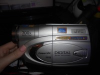 Jvc  700x digital zoom