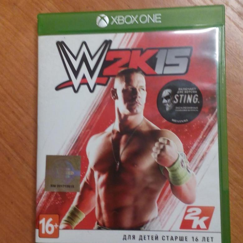 Диск XboxOne WW2K15