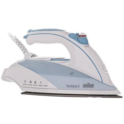 Утюг Braun TexStyle 5 TS525A белый/синий