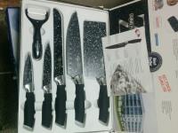Набор ножей Swiss Gold