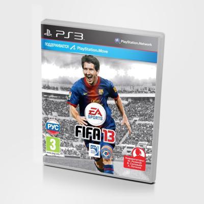 Диск для PS3 Fifa 13