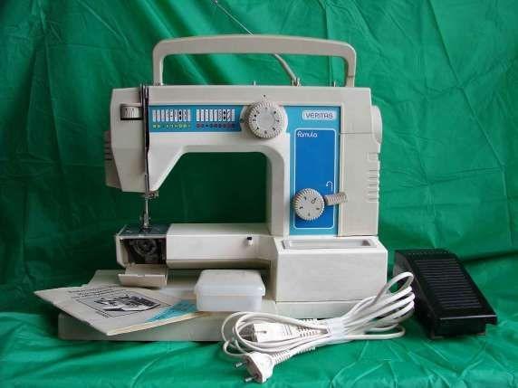 Швейная машинка Veritas Famula