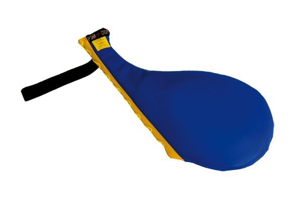Лапа ракетка для отработки ударов ногами