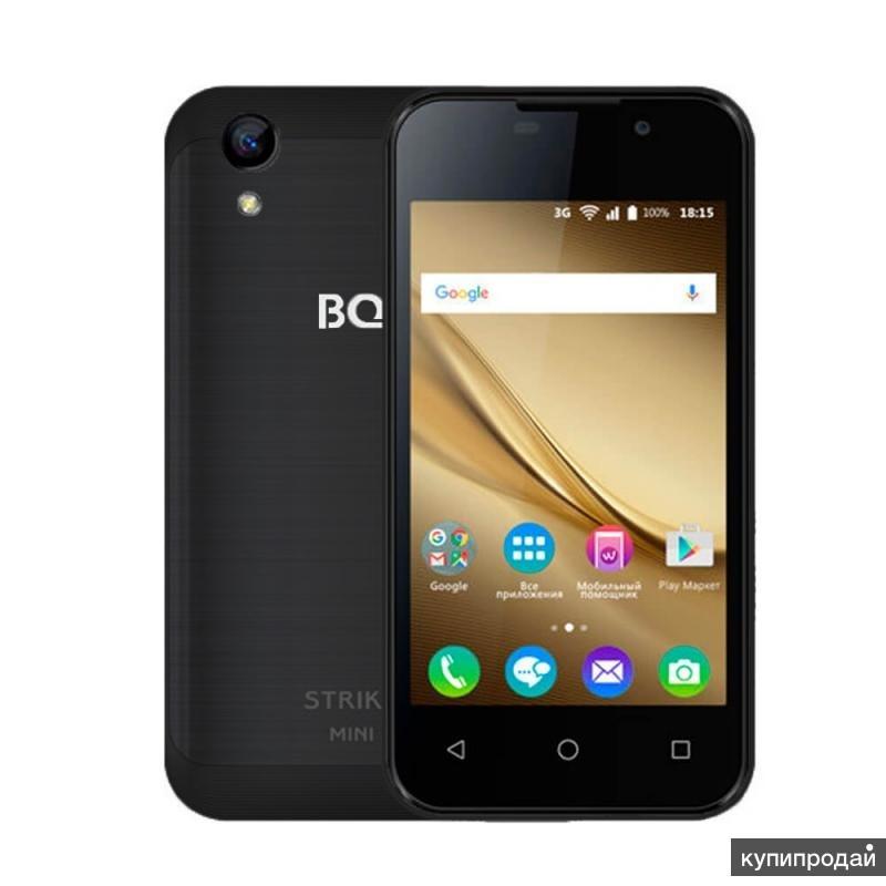 Смартфон BQ ru-4072