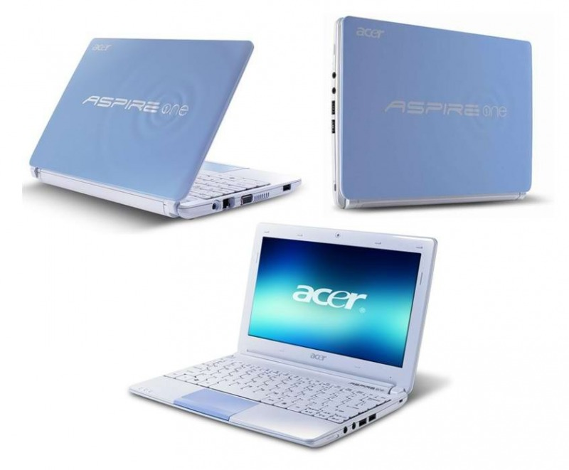 Нетбук Acer Aspire one ZE6