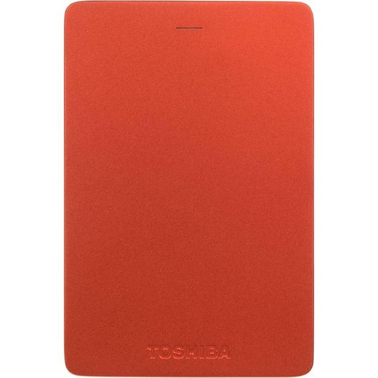 Внешний HDD Toshiba CANVIO ALU 500 ГБ